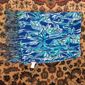 Lilly Pulitzer Scarf Bamboo
